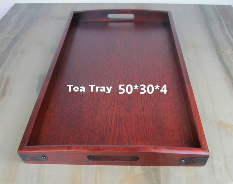 Chinese Gong Fu Tea Ceremony Tea Ware:Liu Jun Zi And Tea Tray Tea Ware Accessory
