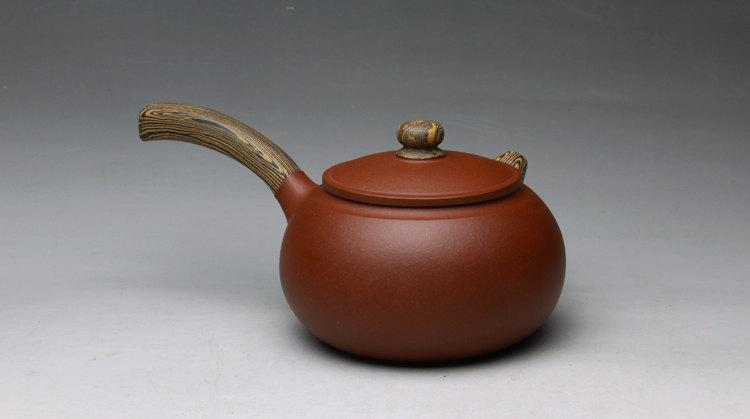 Tang Yu Teapot Premium And Treasure Tea Pot Handmade Zisha Clay Teapot Guaranteed 100%Genuine Original Mineral Fired