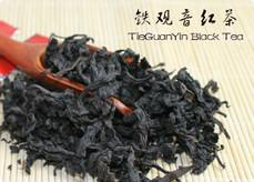 Guan Yin Hong Black Tea Tie Guan Yin Black Tea