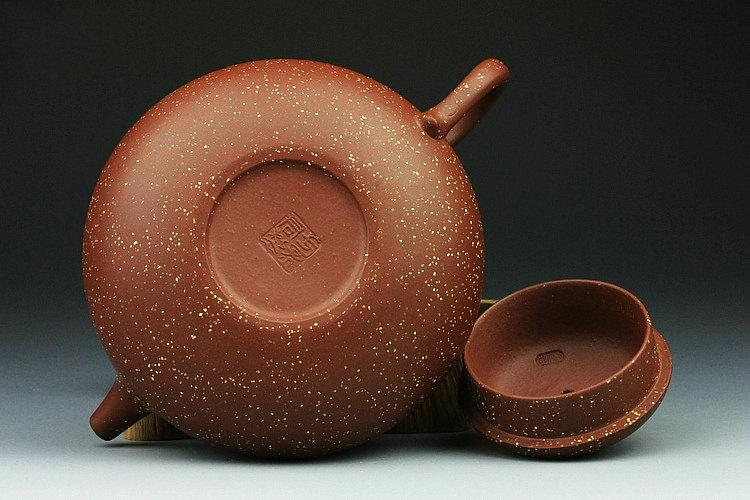 Yu Ru Teapot Premium And Treasure Yixing Zisha Pottery Handmade Zisha Clay Teapot Guaranteed 100%Genuine Original Mineral Fired