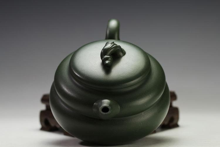 Calabash Teapot Premium And Treasure Tea Pot Yixing Pottery Handmade Zisha Clay Teapot Guaranteed 100%Genuine Original Mineral Fired