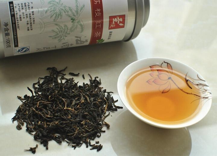 Hai Nan Black Tea