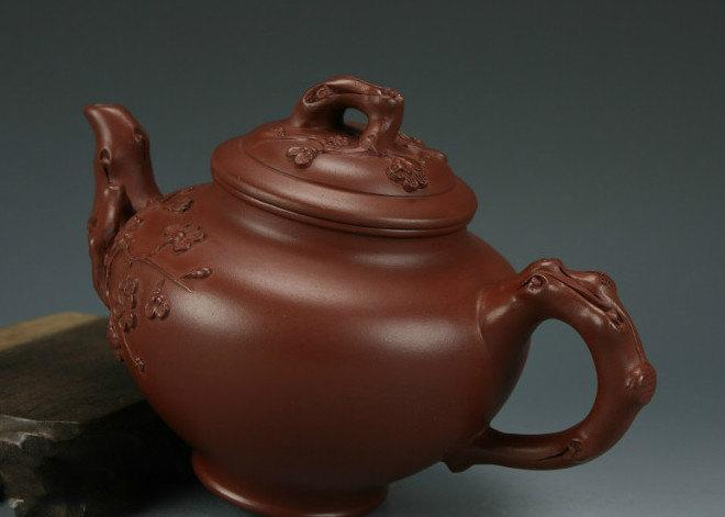 Baochunhu Chinese Gongfu Teapot Yixing Pottery Handmade Zisha Teapot Guaranteed 100%Genuine Original Mineral Fired