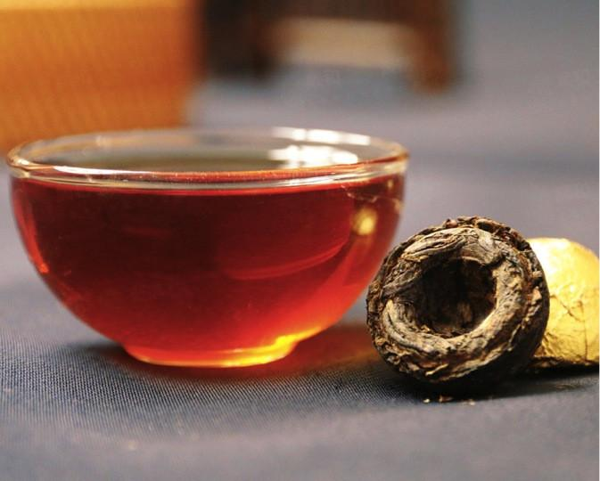Broken Tea Of Yunnan Black Tea Dian Hong