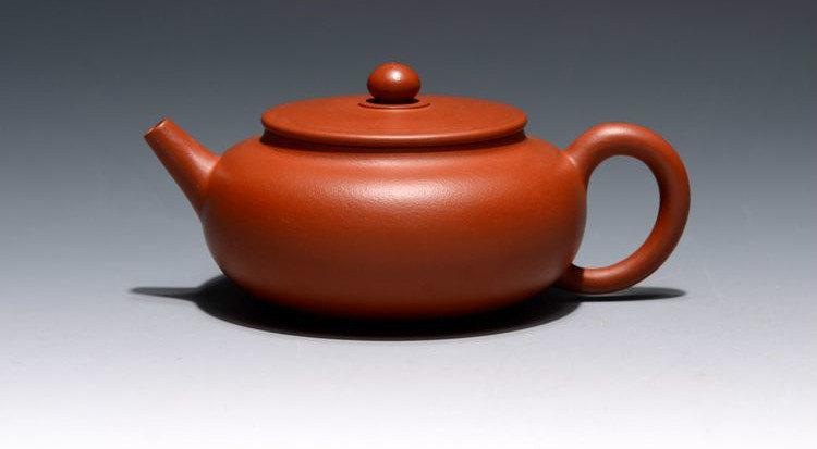 Yuan Yi Teapot Chinese Gongfu Teapot Yixing Pottery Handmade Zisha Clay Teapot Guaranteed 100%Genuine Original Mineral Fired