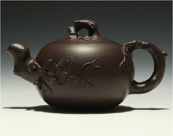 Pu Tao Teapot Yixing Pottery Handmade Zisha Clay Teapot Guaranteed 100%Genuine Original Mineral Fired