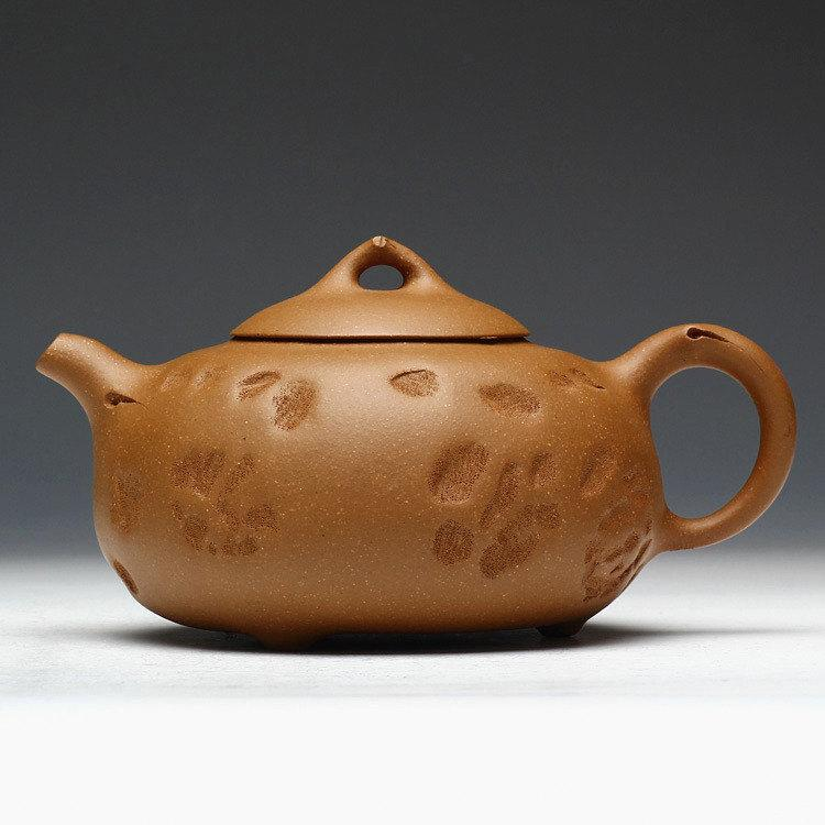 Gong Chun Teapot Premium And Treasure Tea Pot Yixing Pottery Handmade Zisha Clay Teapot Guaranteed 100%Genuine Original Mineral Fired