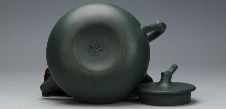Hu Lu Teapot Premium And Treasure Yixing Zisha Pottery Handmade Zisha Clay Teapot Guaranteed 100%Genuine Original Mineral