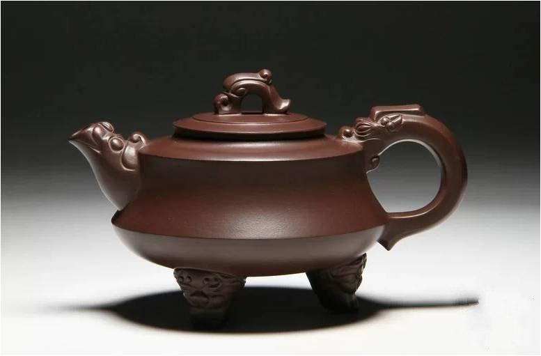 Dream Of Dragon Teapot Premium And Treasure Tea Pot Yixing Pottery Handmade Teapot Guaranteed 100%Genuine Original Mineral Fired
