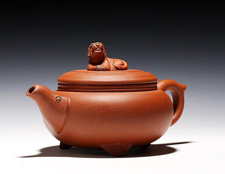 Hiden Dragon Teapot Premium And Treasure Yixing Zisha Pottery Handmade Zisha Clay Teapot Guaranteed 100%Genuine Original Mineral Fired